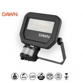 DAWN LED REFLEKTOR SENZOR BR-FL30W-02 PIR 4000K 3300lm 100°  IP65