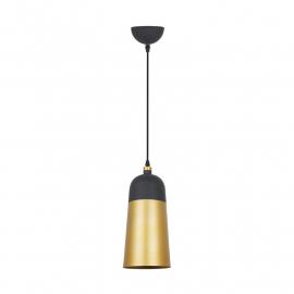 VISILICA HN8124 1*E27 BLACK/GOLD